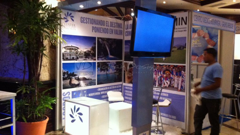 Stand, Exhibidores, Displays Porta Brochures