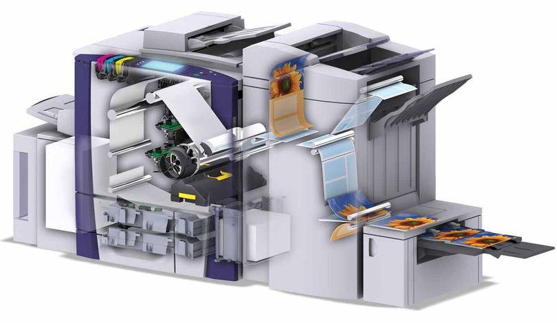 Impresión Digital en Papel